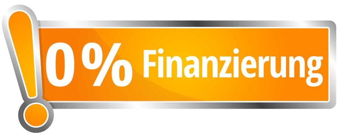 Null-Prozent-Kredite sind nur ein Marketing-Gag