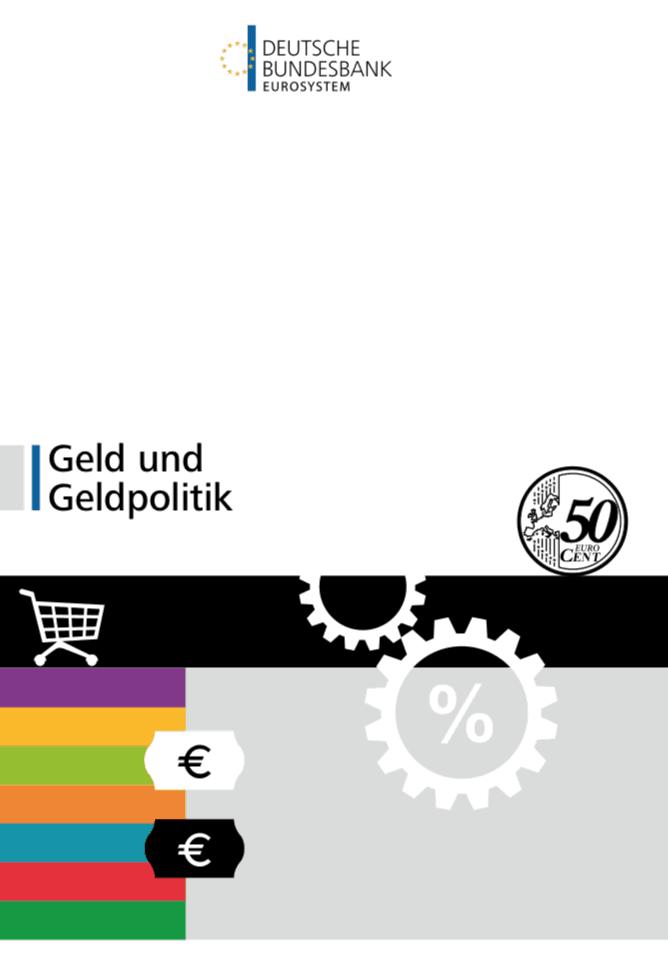 Buch Cover Geld und Geldpolitik
