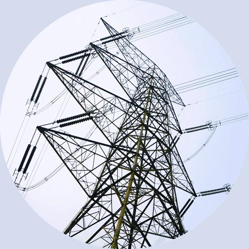Strommast Strom