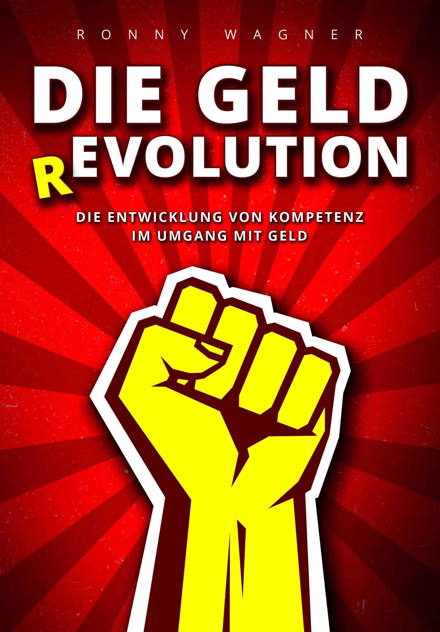 Buch Cover - Die Geld-(R)Evolution