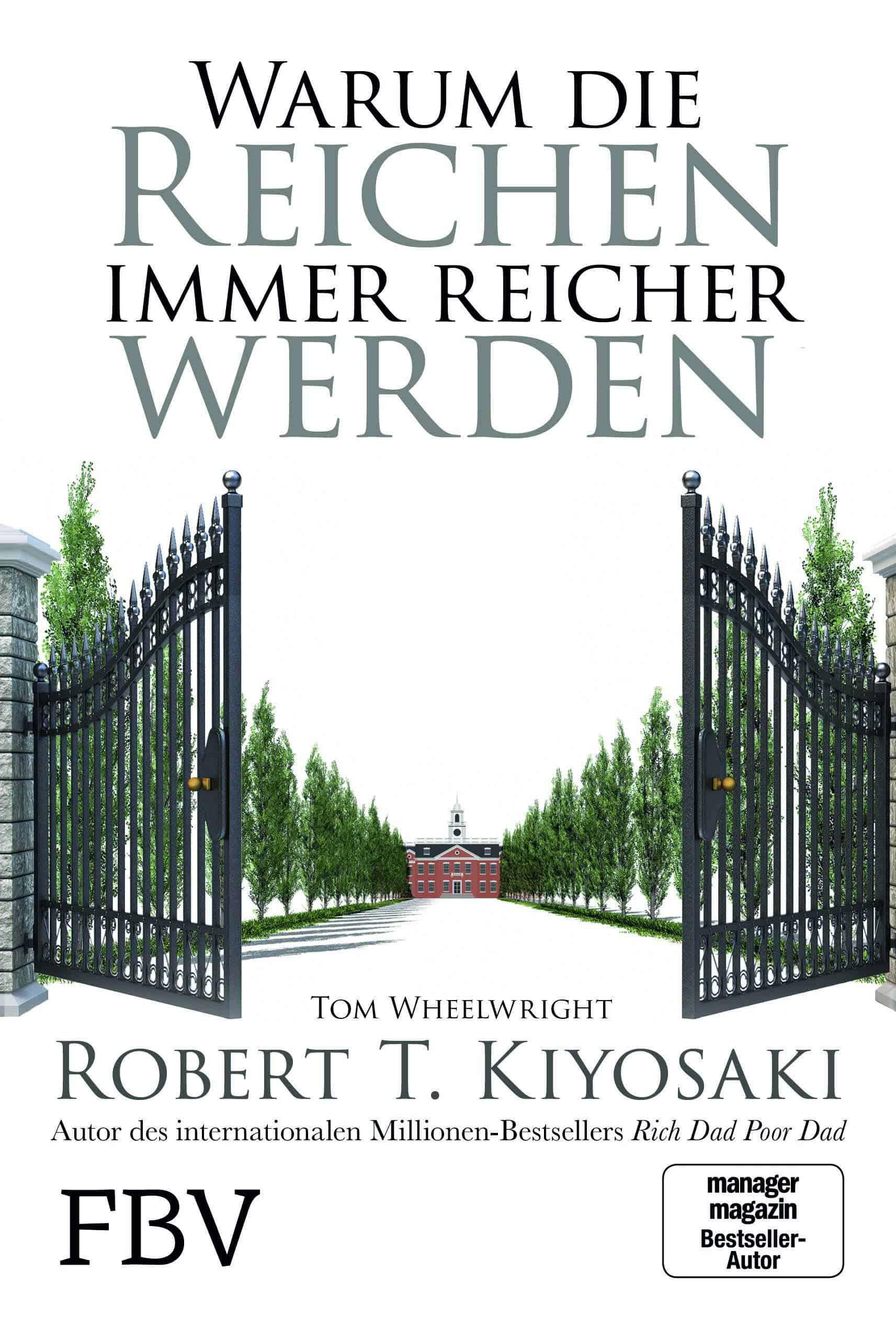 Buch Cover  - Warum die Reichen immer reicher werden