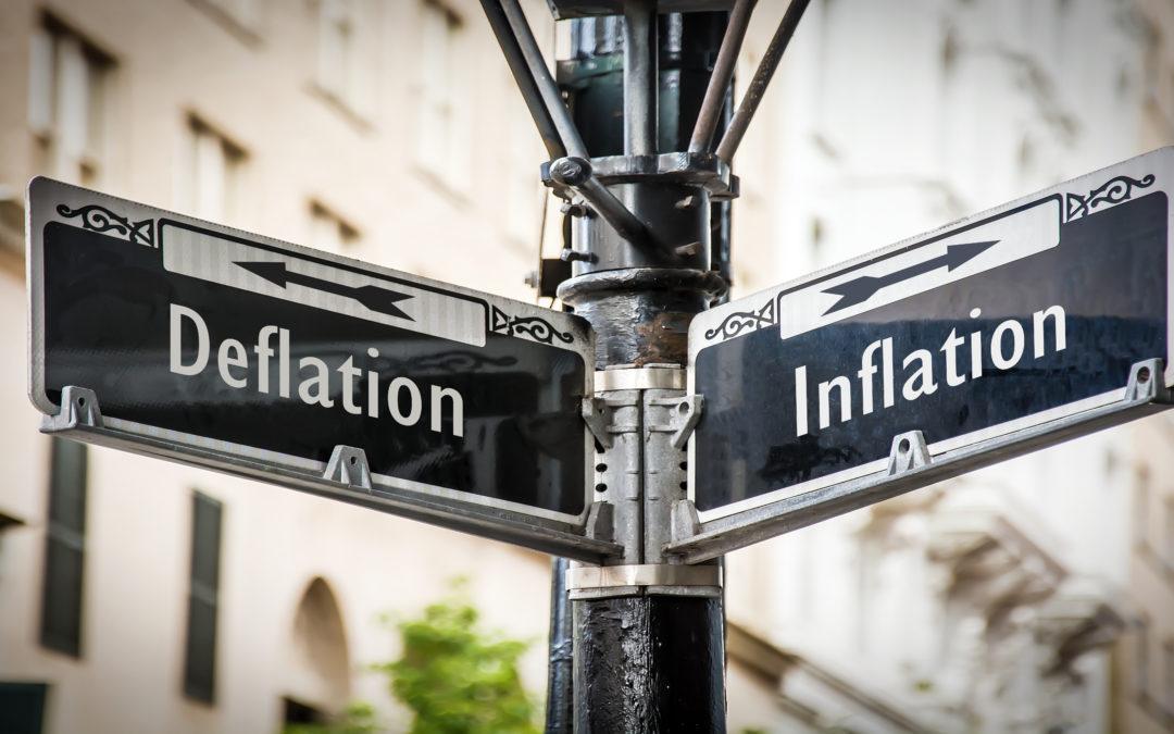 Inflation und Deflation